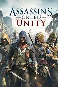 [XBOX ONE] Assassin's Creed Unity 0,39€