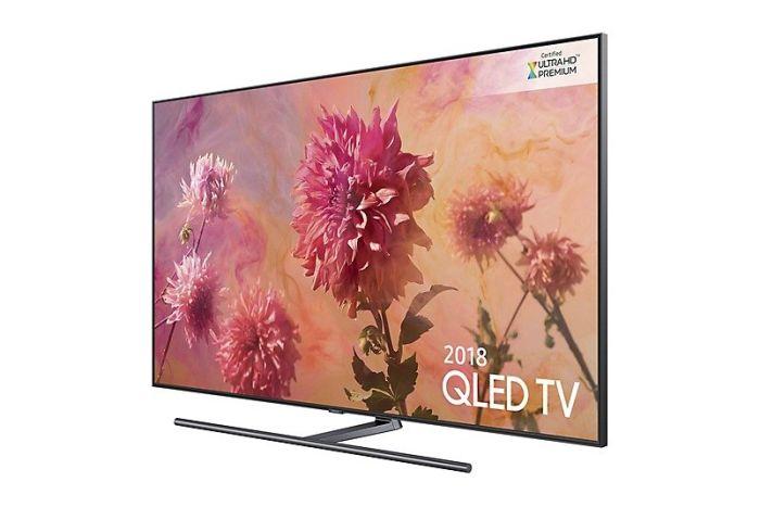 Samsung QE55Q9FNATXZG Flat QLED UHD TV