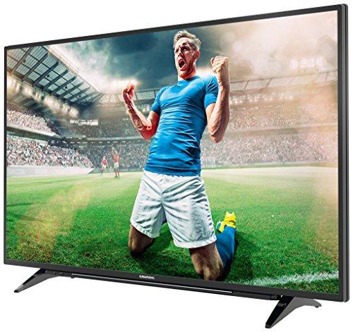 Grundig 55VLX6100 BP 139 cm (55 Zoll) 4K LED TV (Triple Tuner, DVB-T2 HD/C/S2, Smart TV, EEK:A)
