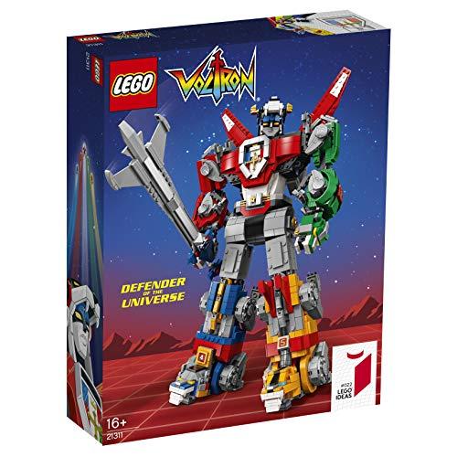 LEGO Ideas Voltron (21311) Bauset (2.321 Teile) für 143,99€