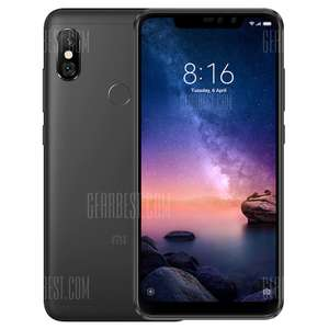 [Gearbest] Xiaomi Redmi Note 6 Pro 3GB / 32GB Global Version