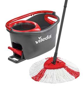 Amazon.de: Vileda Easywring & Clean Turbo Wischmop-Set um 20,16€