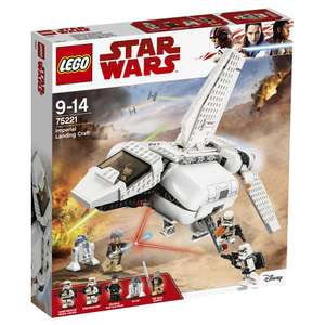 [Toys´R´us.at] LEGO Star Wars Episoden I-VI - Imperiale Landefähre (75221)