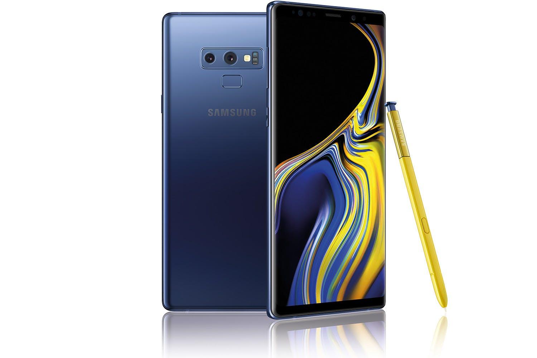 Samsung Note 9 kaufen und gratis Samsung Gear S3 Frontier (ab 02.12.) erhalten