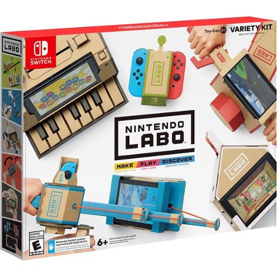 Nintendo Labo (MediaMarkt Brünner Straße)