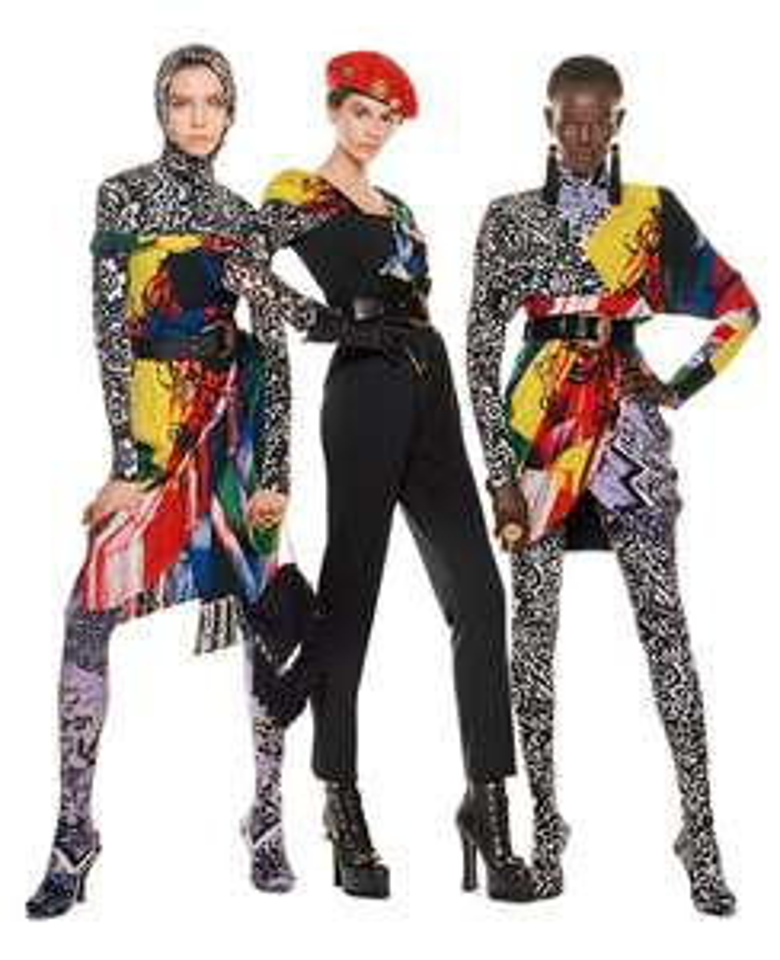 [Versace] Winter Sale: 50% auf Kleidung, Schuhe, Taschen, Accessoires, Modeschmuck, Beachwear, Underwear und Home