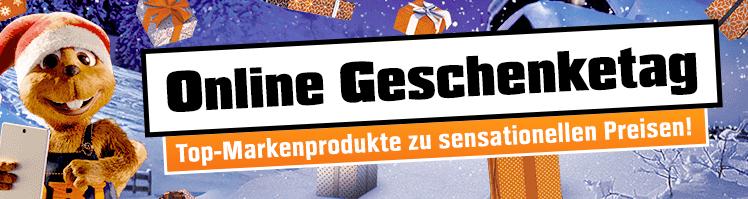 [OBI ab 03.12. - Sammeldeal] OBI Geschenketag wie z.B. Weber Gasgrill Genesis für 599,99€ - alle Produkte versandkostenfrei