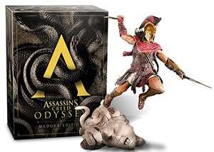 Assassin's Creed Odyssey - Medusa Edition (XONE, PS4) für 70,56 Euro