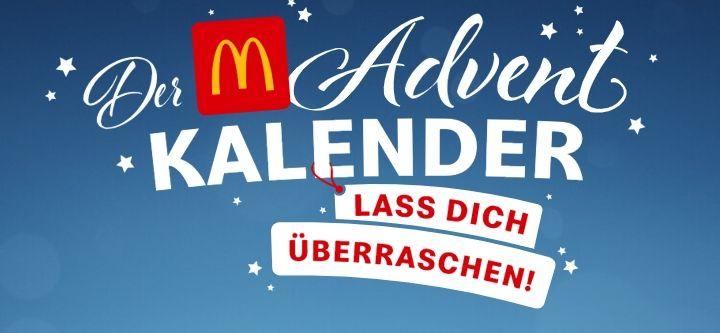 My McDonald's Adventkalender Sammelthread