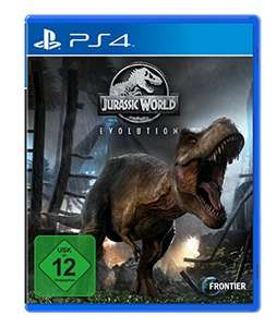 [Amazon.de] [PS4] Jurassic World Evolution - Bestpreis