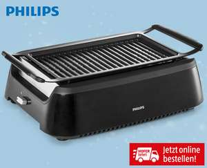 [Hofer] PHILIPS Indoor Griller HD 6370/90 um 179€ statt