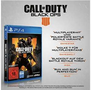 Call of Duty: Black Ops 4 Standard Plus Edition - [PS4/XBOX]