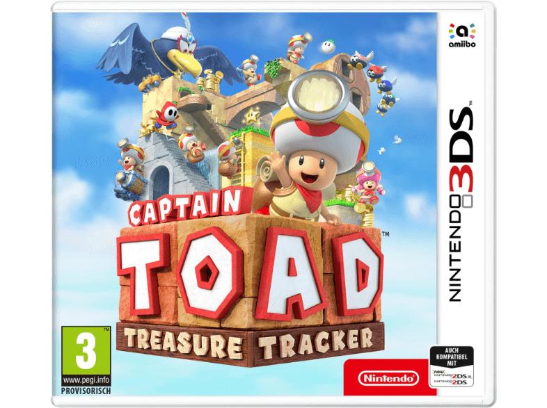 Captain Toad: Treasure Tracker (Nintendo 3DS) für 22€