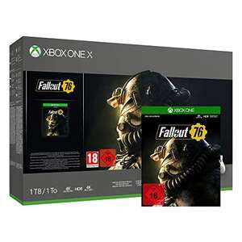 AMAZON ANGEBOT des TAGES XBOX ONE X BUNDLE mit Fallout oder Forza Horizont 4 + Forza Motorsport 7