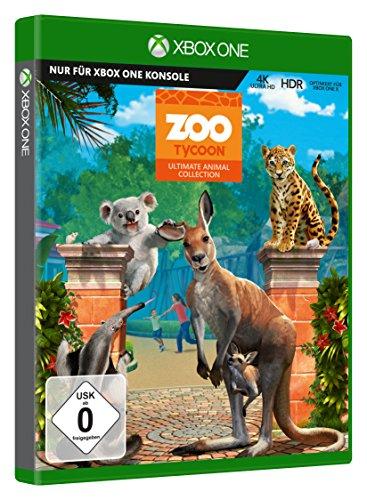 Zoo Tycoon - [Xbox One] für 9,99€