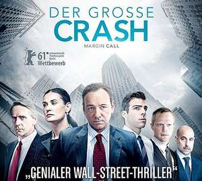 """Der große Crash – Margin Call"" gratis Stream (Arte)"