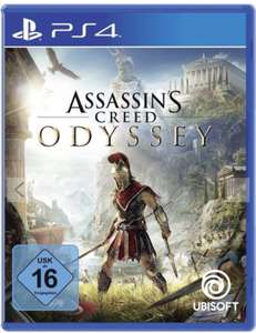 Assassin's Creed Odyssey (PS4& Xbox One) für 33,47€