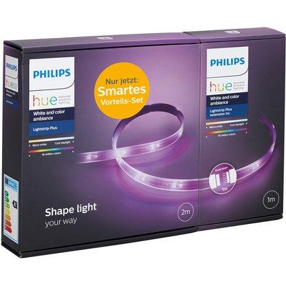 Philips Hue White & Color LED-LightStrip (Nur im OBI-Markt)
