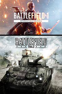 Battlefield 1943 + Battlefield 1 Revolution (Xbox One - DLC) für 1,95€