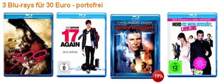 Wieder neue Blu-ray Aktionen bei Amazon *UPDATE*