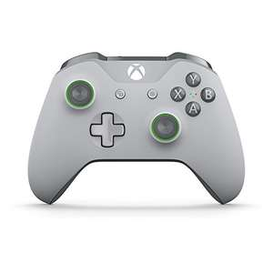 "Amazon.de: Xbox Wireless Controller ""Grey and Green"" um 43,36€ // Armed Forces II um 45,37€ // Grey and Blue SE um 45,37€"