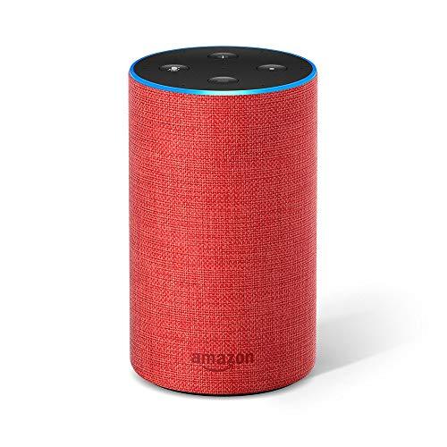 Amazon.de: Amazon Echo (2nd Generation) um 65,53€ (auch Produkt Red, inkl. 10€ Spende)