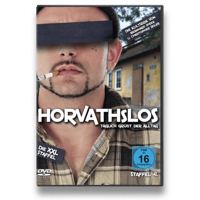 Horvathslos - Staffel 4 - Täglich grüßt der Alltag