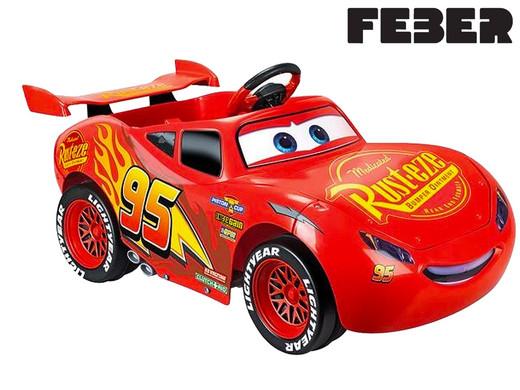 Feber Cars 3 Elektrische Lightning McQueen Auto 6V für 108,90€