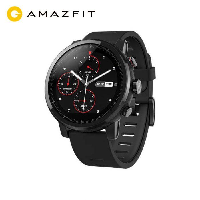 [Gearvita] Huami Amazfit Stratos schwarz Smartwatch um nur 127,72€ inkl. Versand