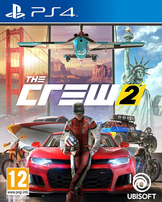 The Crew 2 [PS4] bei Libro