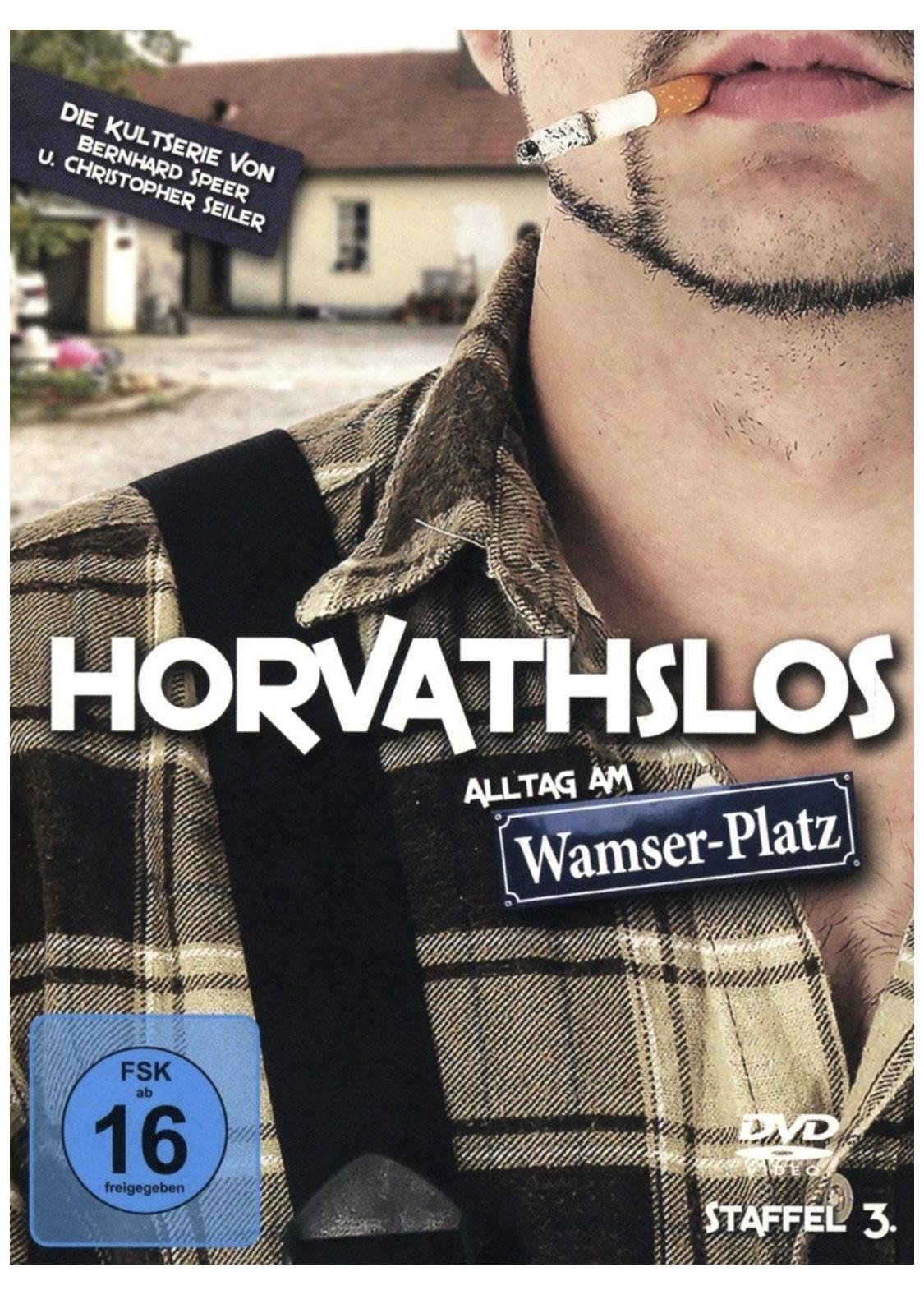 Horvathslos - Staffel 3