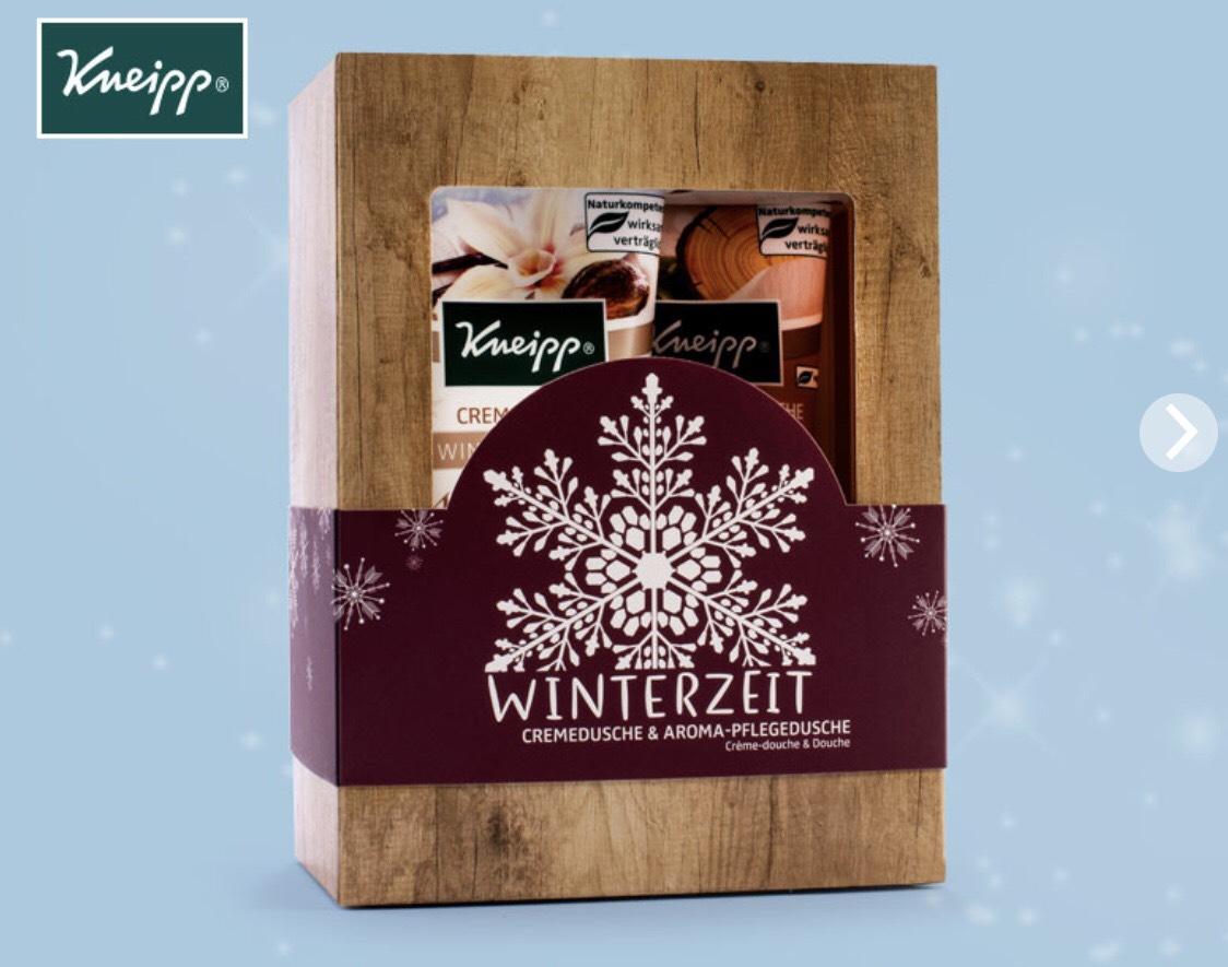 Kneipp Wintertraum Geschenkverpackung