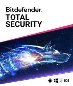 6 Monate Bitdefender Total Security kostenlos.