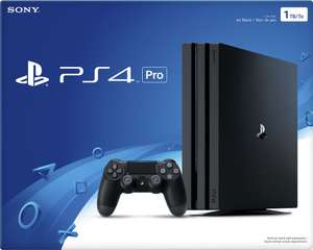 PlayStation 4 Pro 1TB inkl. Controller (CUH-7016B) (Lokal)