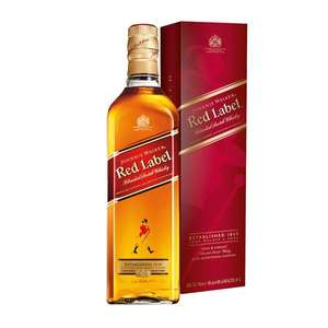 Johnnie Walker Red Label - Aktionspreis + 25%