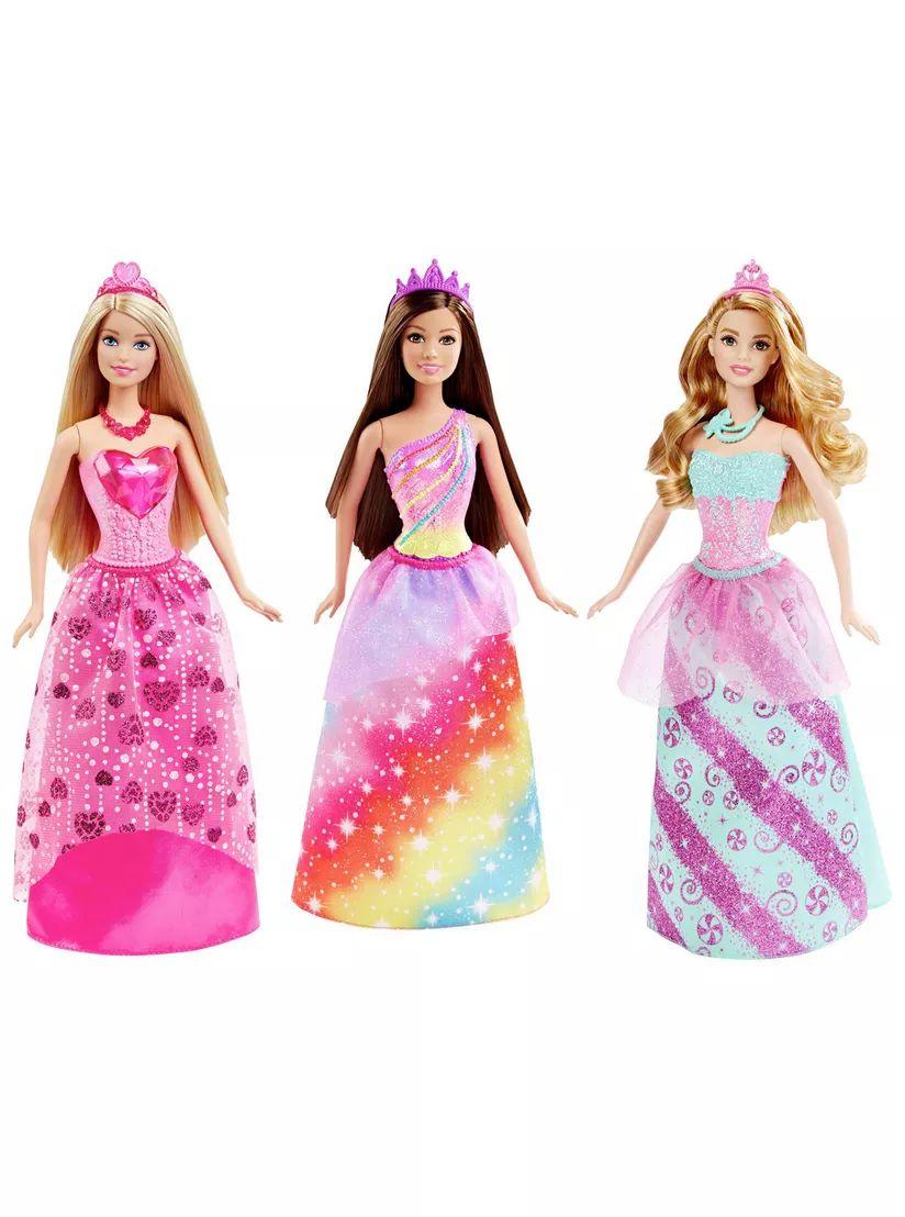 Mömax Filialen: Barbie Dreamtopia verschiedene Modelle