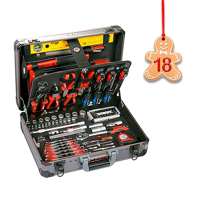 [Bob der Preisjägermeister] Wisent Werkzeugkoffer Professional