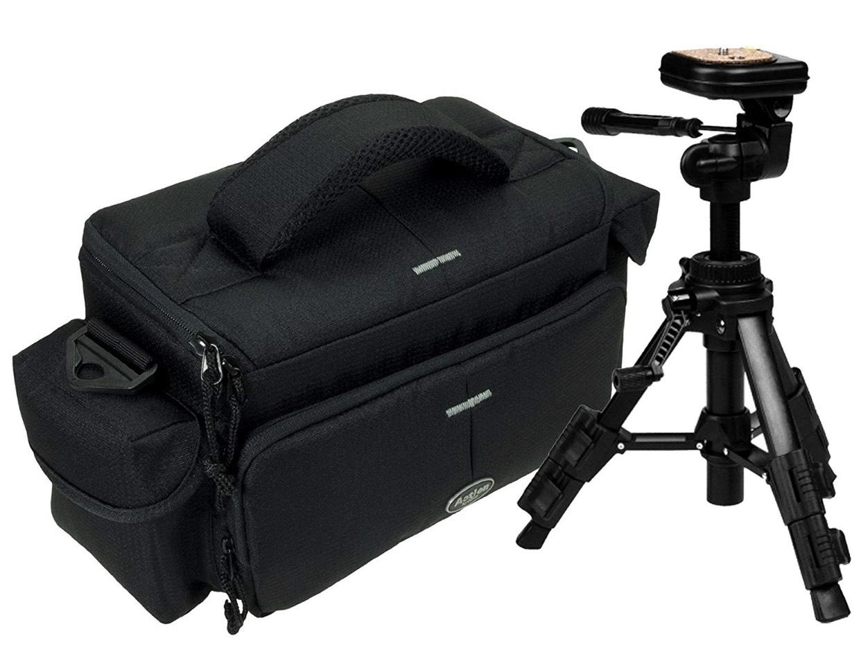 Preisfehler: Progallio Foto Kamera Tasche+Reise Stativ für 16,97€