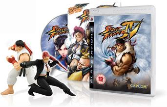 [Ausverkauft] Street Fighter IV Collector's Edition (PS3) für ~14,5€ @Game.co.uk