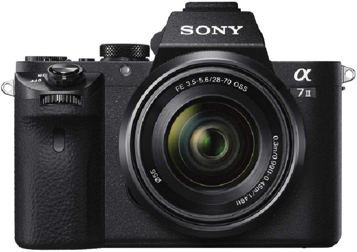 !!(CASHBACK €150)!! Sony Alpha 7M2 E-Mount ILCE-7M2 inkl. SEL-2870 Objektiv