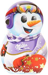 Milka Snow Mix Adventskalender, 236 g
