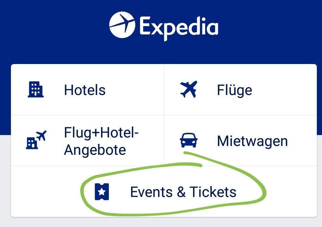 Expedia: 25USD Ermässigung auf Aktivitäten bis Jahresende