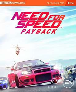 Need for Speed: Payback - Standard Edition   Origin Code - PC Download