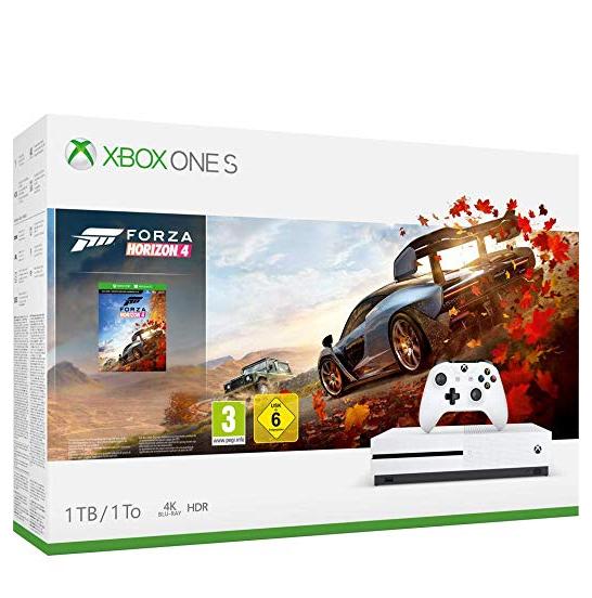 Amazon.de: Xbox One S, 1TB, Forza Horizon 4 Bundle um 181,50€