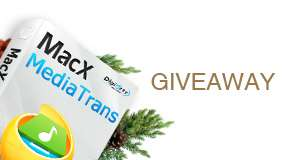 MacX MediaTrans Xmas-Giveaway & iPhone XR, Apple Watch Gewinnspiel