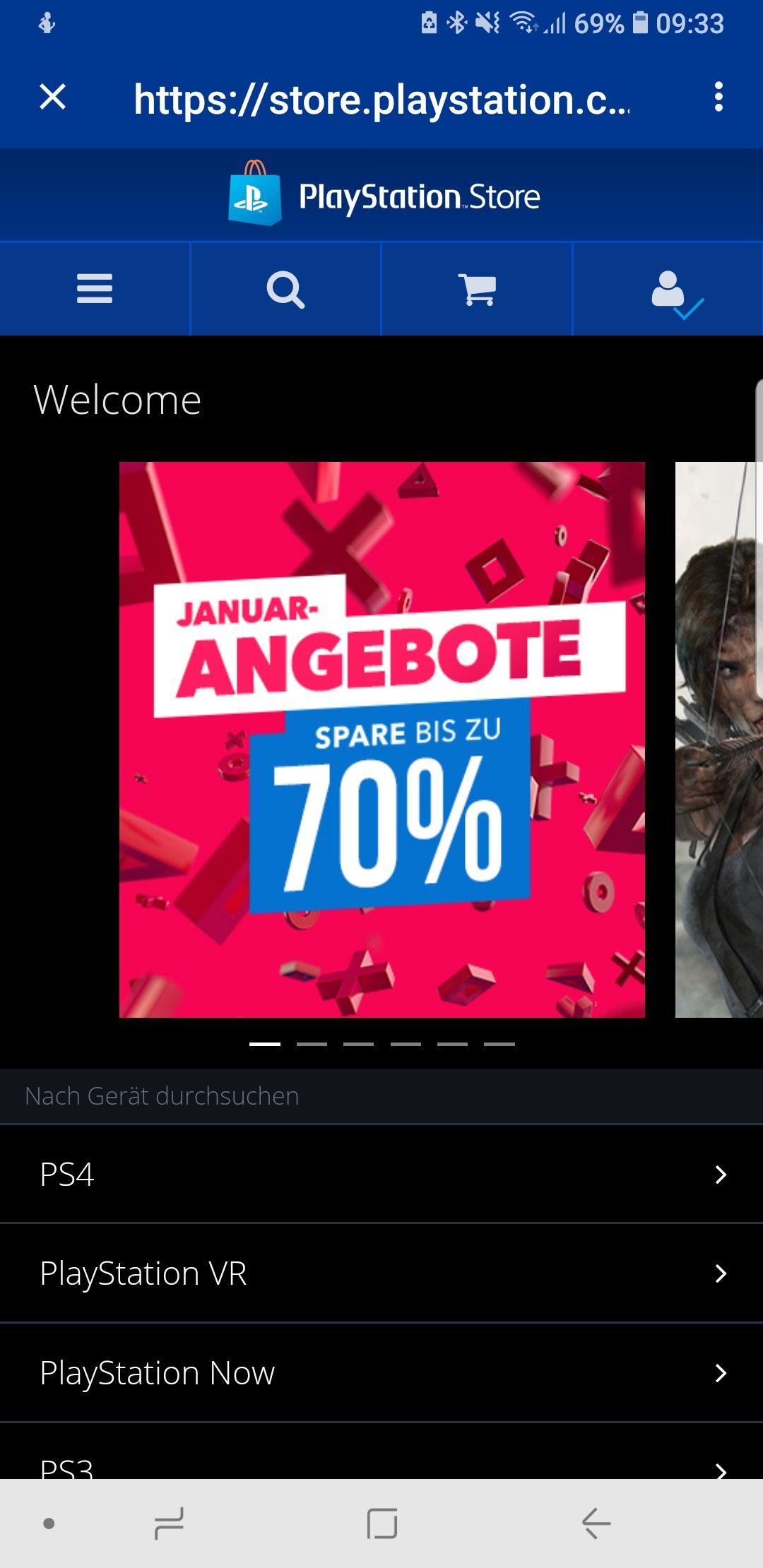 PlayStation Store spare bis zu 70%
