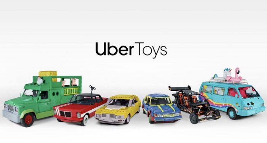 UberToys - Gratis UBER Taxi Fahrten in Wien