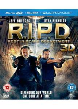 Diverse 3D Blu Rays mit dt. Tonspur für die Erweiterung der Sammlung: R.I.P.D / Jurassic World / Pixels