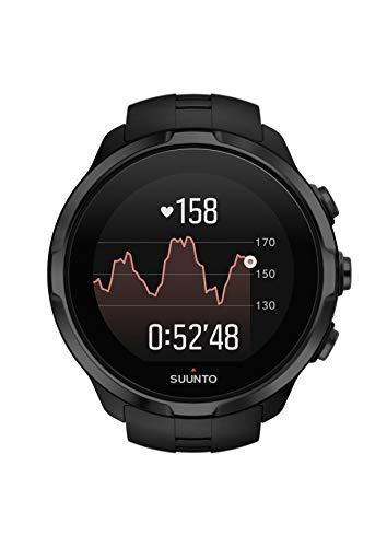 Amazon.fr: Suunto Spartan Sport Wrist HR, schwarz, um 235,56€