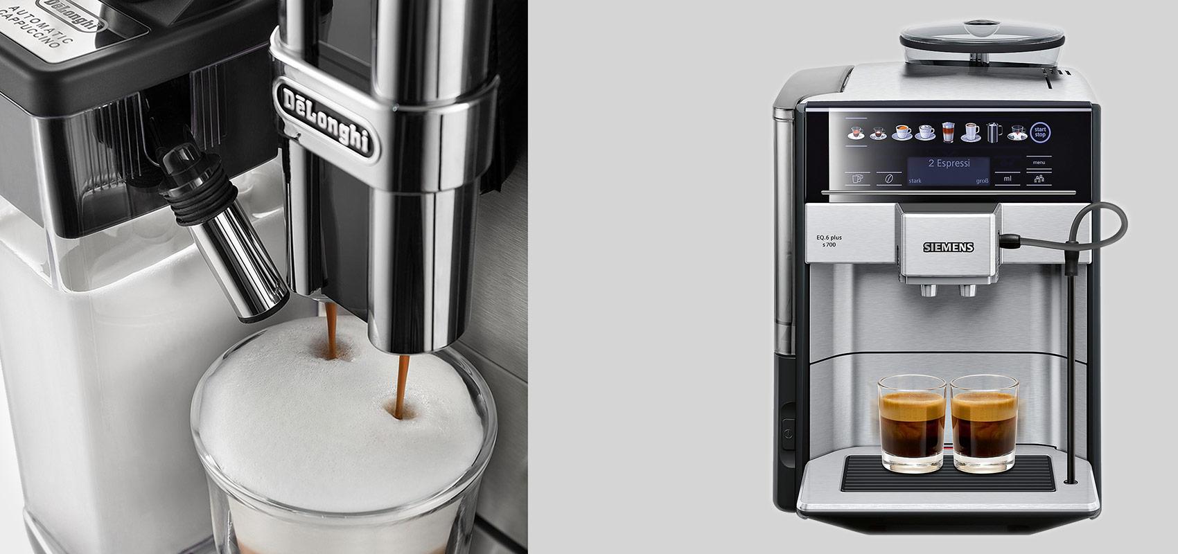 Brands4Friends : Kaffeevollautomaten Angebot - DeLonghi